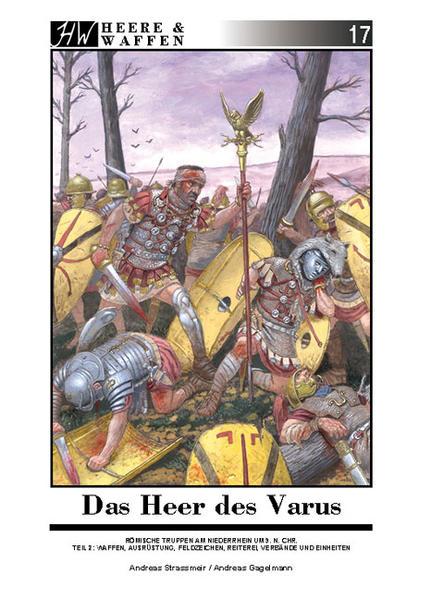 Das Heer des Varus - Coverbild