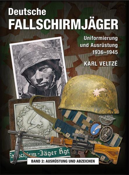Deutsche Fallschirmjäger - Coverbild