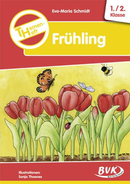 Themenheft Frühling 1. /2. Klasse PDF Herunterladen