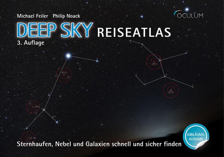 Deep Sky Reiseatlas Jubiläumsausgabe - Coverbild