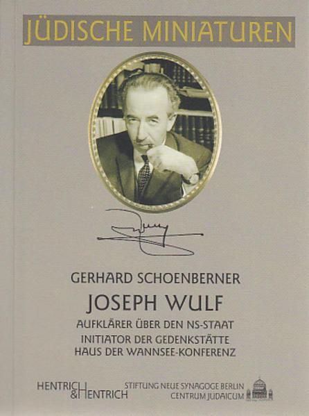 Joseph Wulf - Coverbild