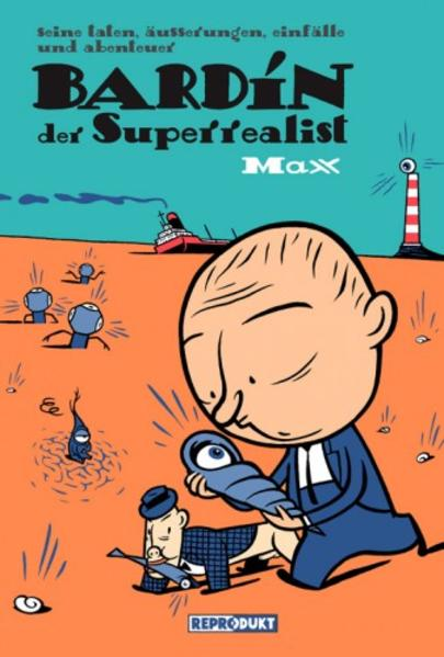 Bardín der Superrealist - Coverbild
