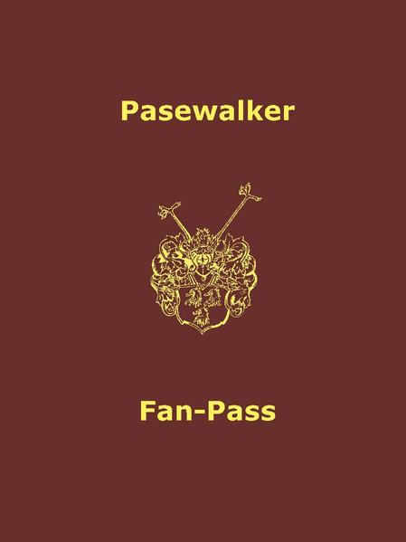 Pasewalker Fan-Pass - Coverbild