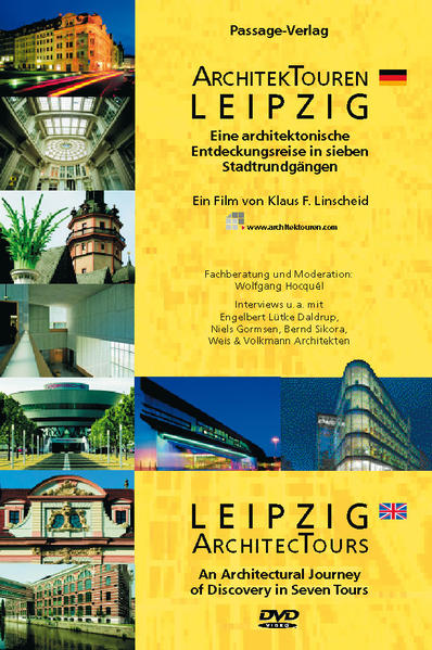 ArchitekTouren Leipzig - Coverbild