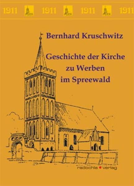 Geschichte der Kirche zu Werben im Spreewald - Coverbild