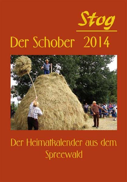 Stog - Der Schober 2014 - Coverbild