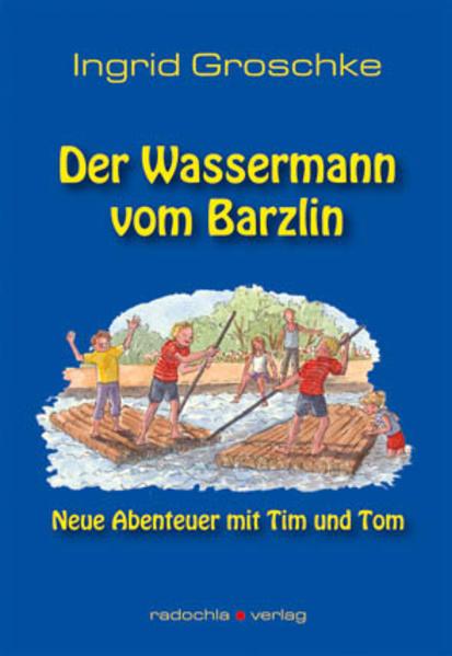 Der Wassermann vom Barzlin - Coverbild