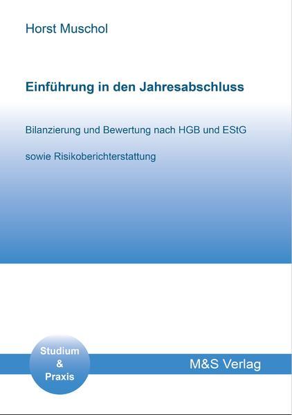 Einführung in den Jahresabschluss - Coverbild