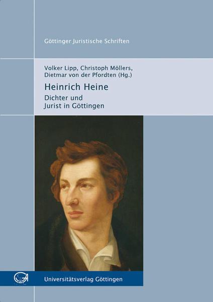 Heinrich Heine. Dichter und Jurist in Göttingen - Coverbild