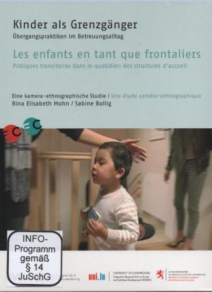 Kinder als Grenzgänger deutsch/französisch - Coverbild