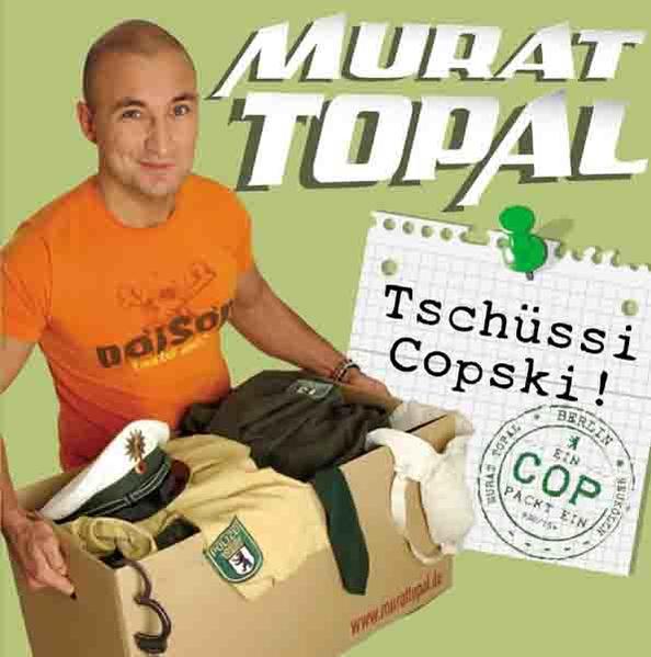 Tschüssi Copski! - Coverbild