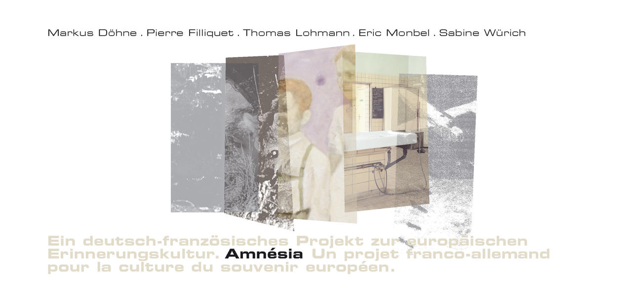 Amnésia - Coverbild