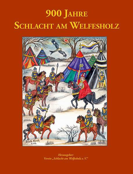 900 Jahre Schlacht am Welfesholz - Coverbild