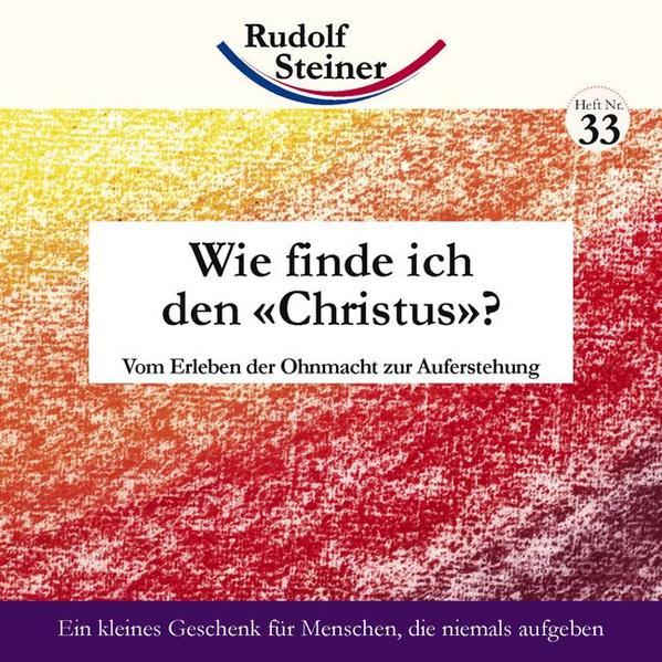 Wie finde ich den Christus? - Coverbild