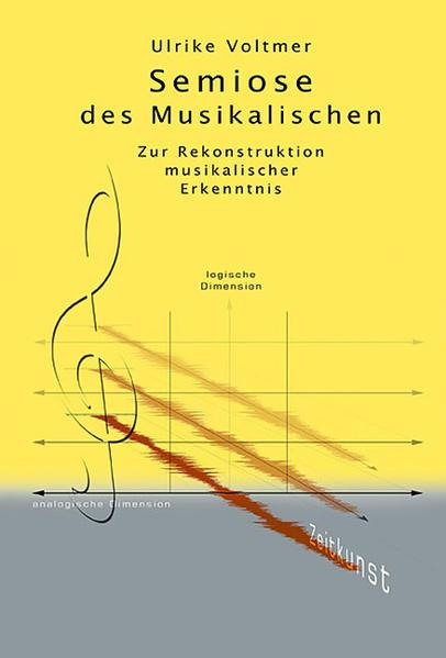 Semiose des Musikalischen - Coverbild