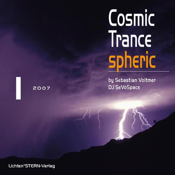 Cosmic Trance - Coverbild