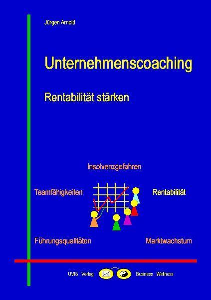 Unternehmenscoaching - Coverbild