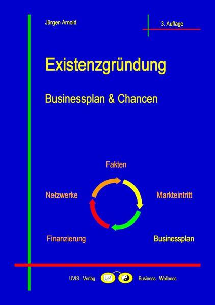 Existenzgründung - Coverbild