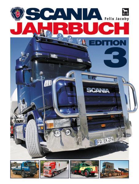 Scania Jahrbuch 2006 - Coverbild