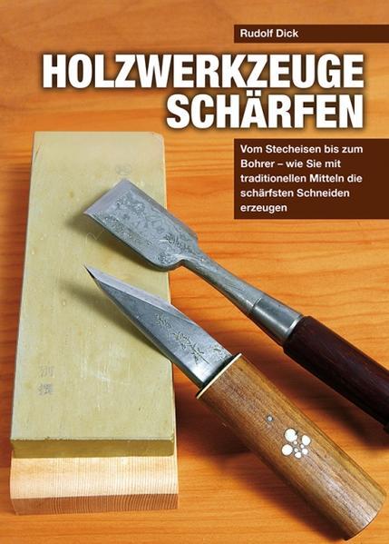 Holzwerkzeuge schärfen - Coverbild