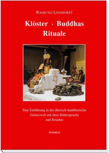 Klöster · Buddhas · Rituale - Coverbild