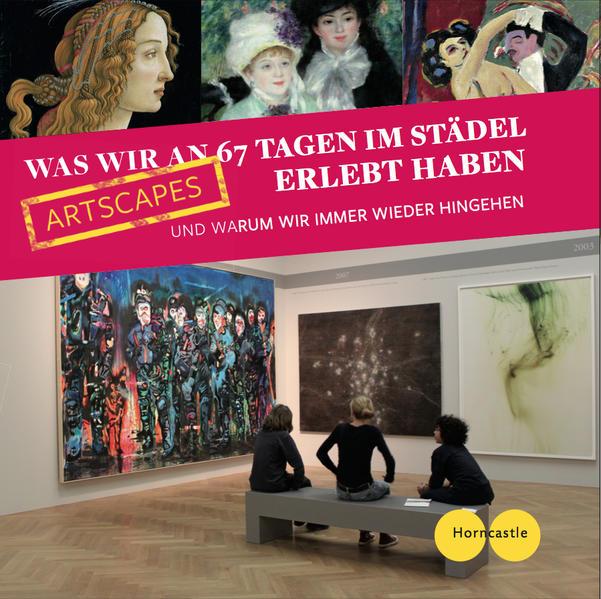 Artscapes - Coverbild