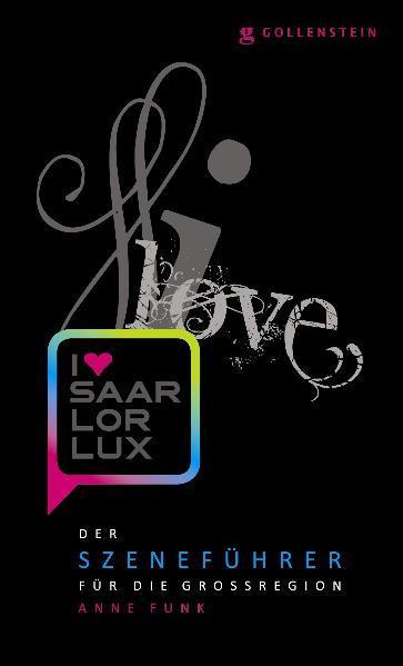 I love SaarLorLux - Coverbild