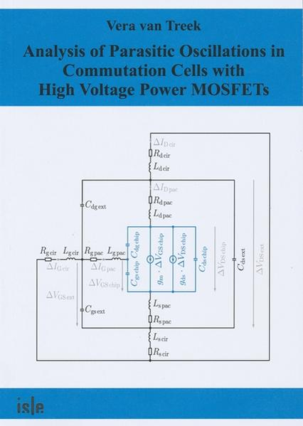 Analysis of Parasitic Oscillations in Commutation Cells with High Voltage Power MOSFETs - Coverbild