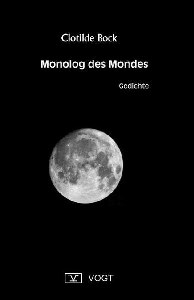 Monolog des Mondes - Coverbild