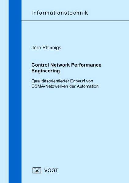 Control Network Performance Engineering - Coverbild