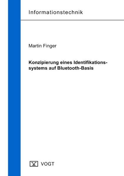 Konzipierung eines Identifikationssystems auf Bluetooth-Basis - Coverbild
