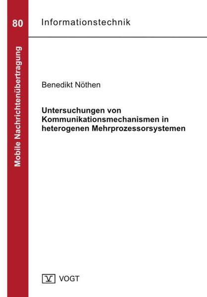 Untersuchungen von Kommunikationsmechanismen in heterogenen Mehrprozessorsystemen - Coverbild