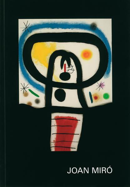 Joan Miró - Coverbild