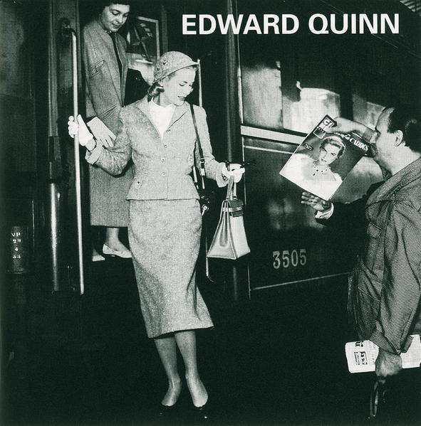 Edward Quinn - Coverbild