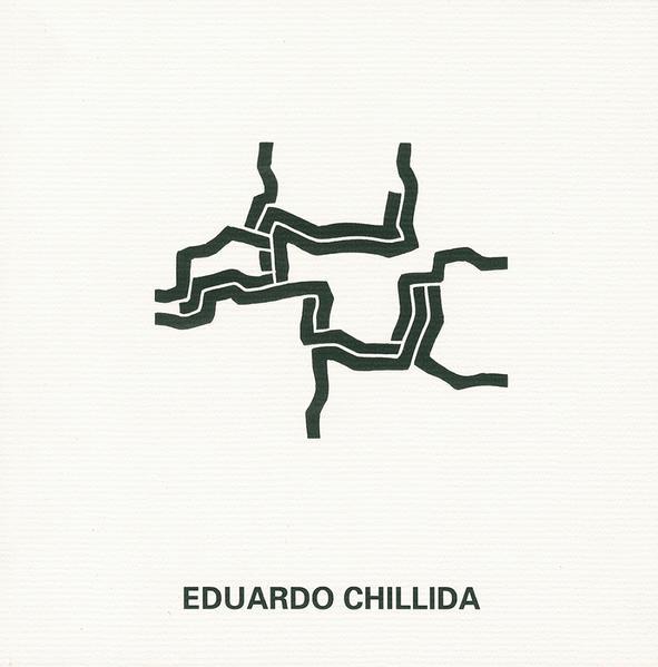 Eduardo Chillida - Coverbild