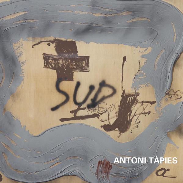 Antoni Tàpies - Coverbild