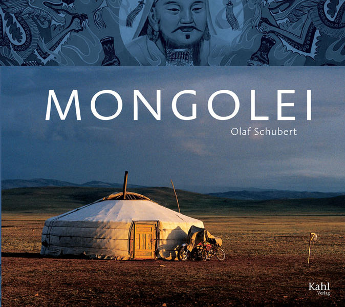 Mongolei - Coverbild