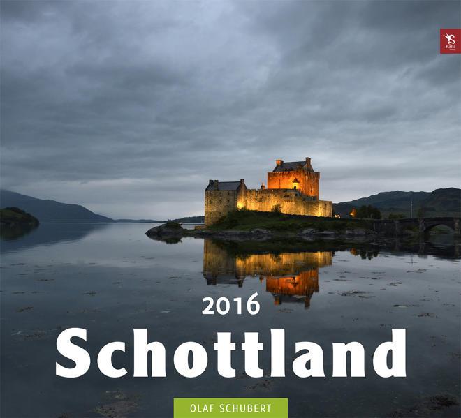 Schottland 2016 Kalender - Coverbild