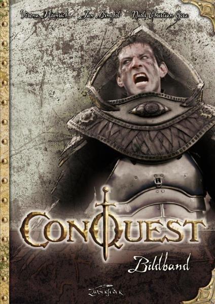 ConQuest Bildband - Coverbild