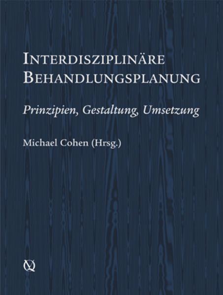 Interdisziplinäre Behandlungsplanung - Coverbild
