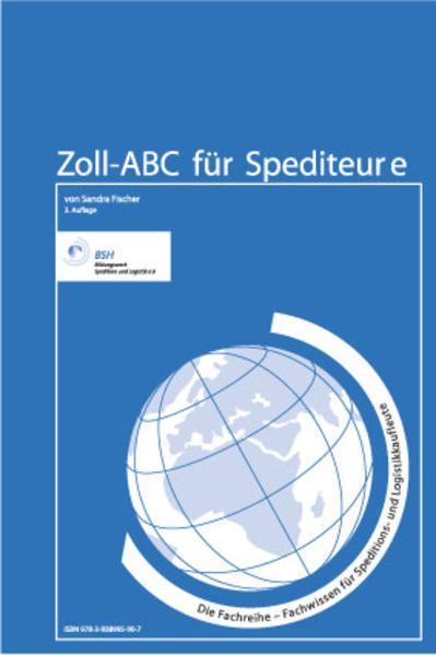 Zoll-ABC für Spediteure - Coverbild