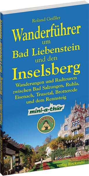 Wanderführer um Bad Liebenstein und den Inselsberg - Coverbild