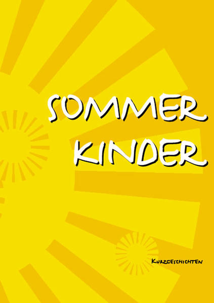 Sommerkinder - Coverbild