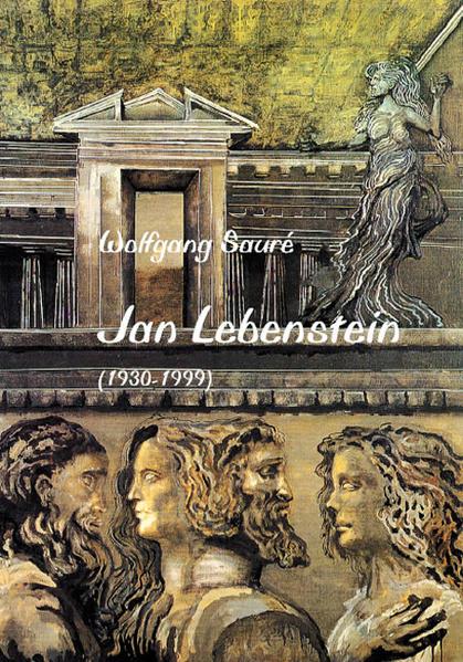 Jan Lebenstein (1930-1999) - Coverbild