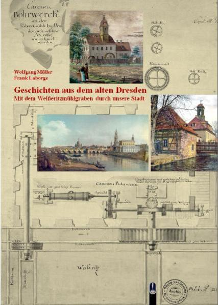 Geschichten aus dem alten Dresden - Coverbild
