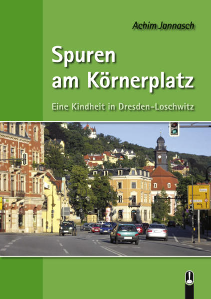 Spuren am Körnerplatz - Coverbild