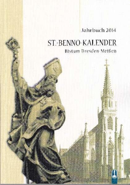 St.-Benno-Kalender Bistum Dresden-Meißen - Coverbild