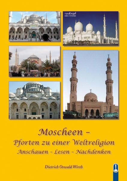 MOSCHEEN  Pforten zu einer Weltreligion - Coverbild