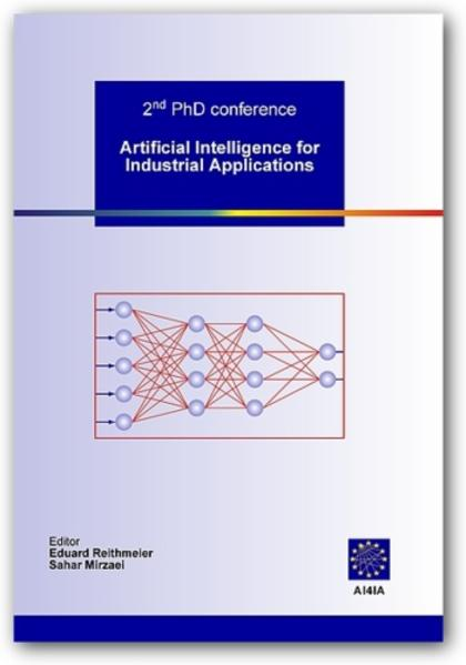 Artificial Intelligence for Industrial Applications - Coverbild