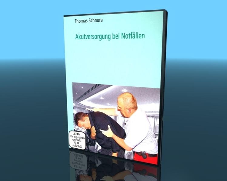 Akutversorgung bei Notfällen - Coverbild